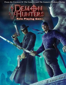 The Demon Hunters RPG Cover
