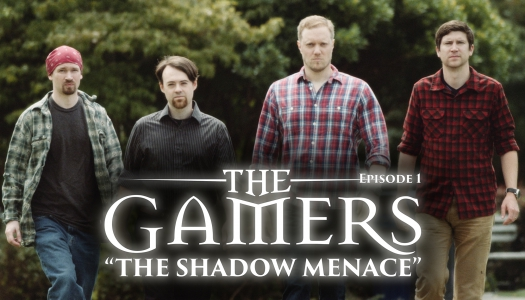 The Gamers: Episode 1 – The Shadow Menace Kickstarter